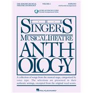 The Singer's Musical Theatre Anthology: Soprano, 9781423423690