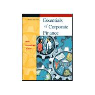Essentials of Corporate Finance,9780072503692