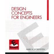 Design Concepts for Engineers,9780130813695
