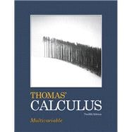 Thomas' Calculus, Multivariable
