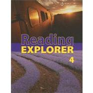 Reading Explorer 4 Explore Your World,9781424043736