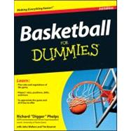 Basketball For Dummies,9781118073742