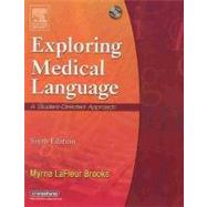 Medical Terminology Online to Accompany Exploring Medical Language with Mosby Dictionary