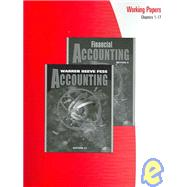Working Papers Chpts 1-17 Financial Accounting