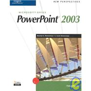 New Perspectives on Microsoft Office Powerpoint 2003