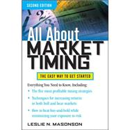 All About Market Timing, Second Edition, 9780071753777  