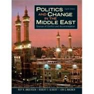 Politics and Change in the Middle East : Sources of Conflict and Accommodation,9780131753778
