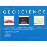Geoscience Animation Library CD-ROM