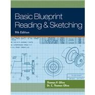 Basic Blueprint Reading and Sketching,9781435483781