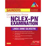 Saunders Comprehensive Review for the NCLEX-PN Examination (Book with CD-ROM),9781455703791