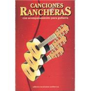 Canciones Rancheras / Ranchera Song Book by Reyes, V.