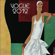 Vogue 2012 Wall Calendar, 9780789323798
