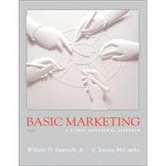 Basic Marketing w/ Student CD, PowerWeb, & Apps Manual [2004-05] (Student Package #1)