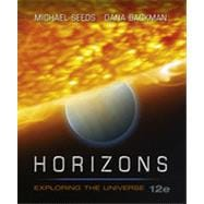 Horizons: Exploring the Universe, 12th Edition,9781133383819