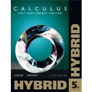 Calculus Early Transcendental Functions, Hybrid (with Enhanced WebAssign Homework and eBook LOE Printed Access Card for Multi Term Math and Science),9781133103820