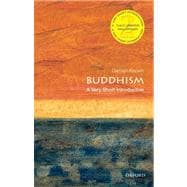 Buddhism: A Very Short Introduction,9780199663835