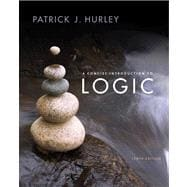 Concise Introduction to Logic W/Cd