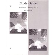 Study Guide, Volume 1, Chapters 1-15 to accompany Financial Accounting 14e, and Financial &amp; Managerial Accounting 15e
