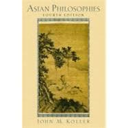 Asian Philosophies,9780130923851