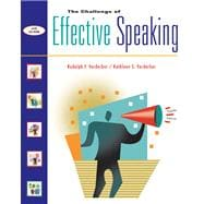 The Challenge of Effective Speaking With Infotrac