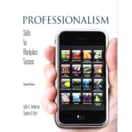 Professionalism : Skills for Workplace Success (Text Only), 9780135063880  