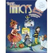 Fancy Nancy's Haunted Mansion : A Reusable Sticker Book for ..., 9780061703881  