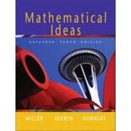 Mathematical Ideas Expanded Edition,9780201793918