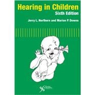 Hearing in Children,9781597563925