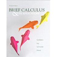 Brief Calculus & Its Applications Plus NEW MyMathLab with Pearson eText -- Access Card Package