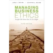 Managing Business Ethics, 5th Edition