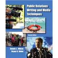 Public Relations Writing and Media Techniques Plus MySearchLab with eText -- Access Card Package