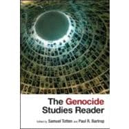 The Genocide Studies Reader,9780415953955