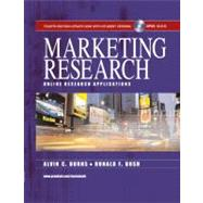Marketing Research:  Update Edition with SPSS 12.0