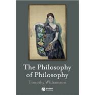 The Philosophy of Philosophy, 9781405133975