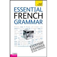 Essential French Grammar: A Teach Yourself Guide, 9780071763981