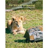 Electrical Engineering Principles & Applications Plus MasteringEngineering with Pearson eText -- Access Card Package