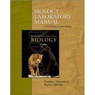 Vodopich Biology Laboratory Manual specific t/a Brooker Biology