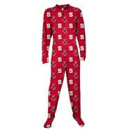 North Carolina State Wolfpack Red Scoreboard Mansie Suit