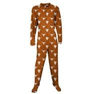 Texas Longhorns Dark Orange Scoreboard Mansie Suit