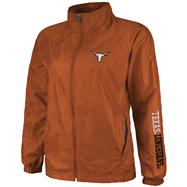 Texas Longhorns Women's Burnt Orange Breeze Jacket