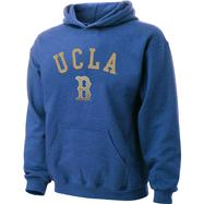 UCLA Bruins Youth Blue Tackle Twill Hooded Sweatshirt
