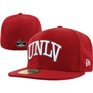 UNLV Runnin Rebels New Era 59FIFTY Basic Fitted Hat