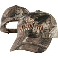 Auburn Tigers Camouflage The Hunter Cotton Mossy Snapback Hat