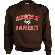 Brown Bears Perennial Crewneck Sweatshirt