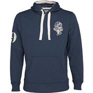 North Carolina Tar Heels '47 Brand Rugby Hoodie