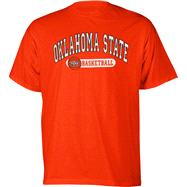 Oklahoma State Cowboys Basketball T-Shirt