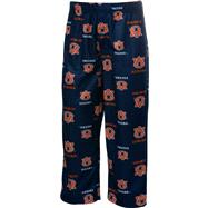 Auburn Tigers Kids 4-7 Navy Team Logo Printed Pants