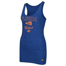 Florida Gators adidas Women's Megafan Tri-Blend Tank Top