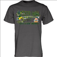 Oregon Ducks 2013 Fiesta Bowl Bound T-Shirt