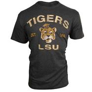 LSU Tigers '47 Brand Vintage Scrum Tee